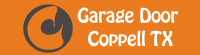Garage Door Coppell Logo
